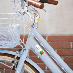 Autocolantes Rectangulares para bicicleta