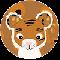 Speculos - tigre