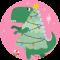 Delírio de Natal Dinossauros, Unicórnios etc ...