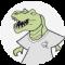 T-rex na cidade