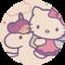 Hello Kitty Unicórnio