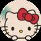 Hello Kitty Tropical
