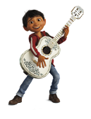 Vers un aperçu de nos Etiquettes Coco de Disney