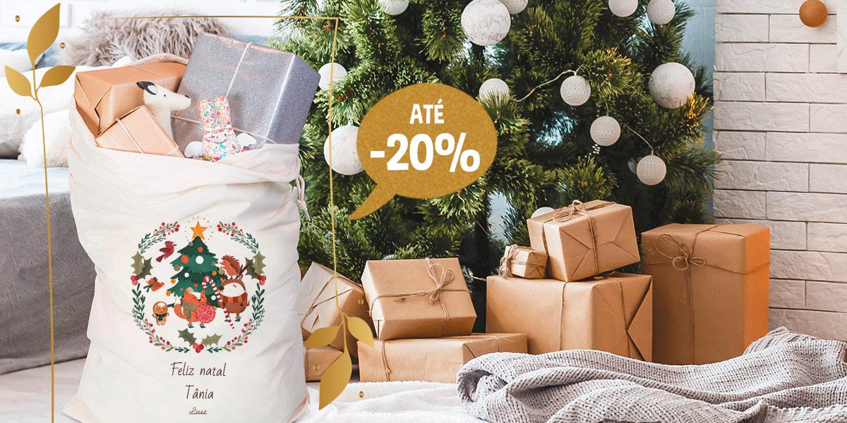 Para decoração de Natal