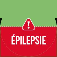 Etiquette Alerte epilepsie
