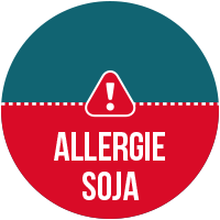 Etiquette Allergie Soja