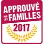 O certificado « Aprovado pelas famílias » edição de 2017,