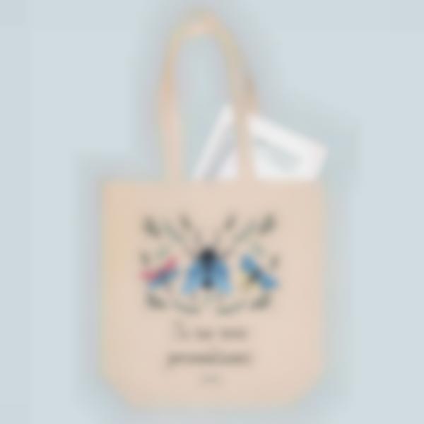 borsa shopper bag insetti it