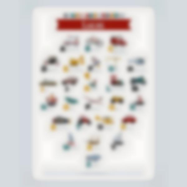 cartaz educativo ludimagic personalizado o abecedario maquinas e transportes 02 pt 1 1
