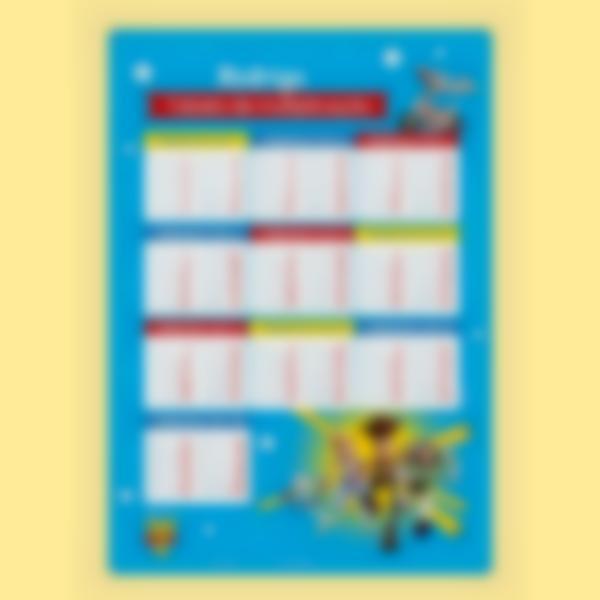 cartaz educativo tabuada de multiplicacao toy story 4 1