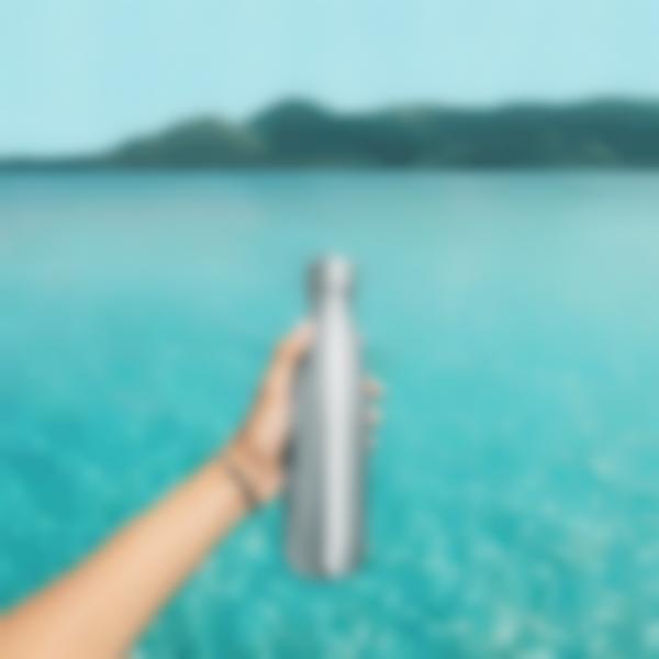 garrafa aco inoxidavel original inox 500ml ambiance