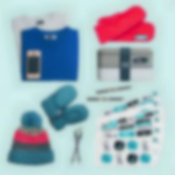 pack de etiquetas para excursoes a neve 6