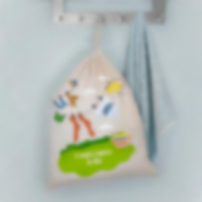 saco roupa textil estendal 1