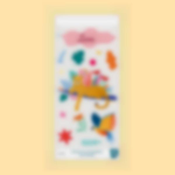 stickers garrafa agua infanteis poder selva jungle vibes 1