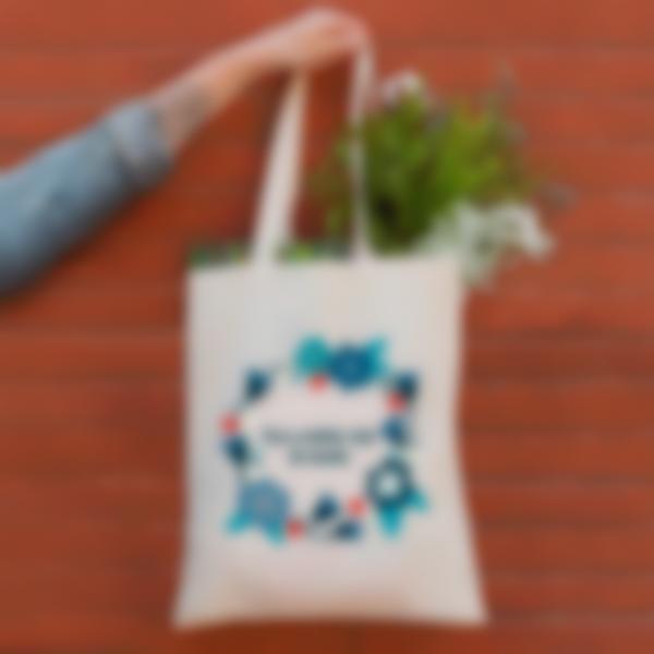 tot bag flores 1