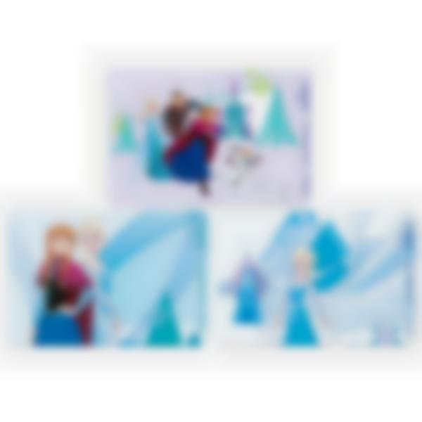 Recarga de 3 cartões magnéticos para Ludibox – lancheira – Disney Rainha da Neve