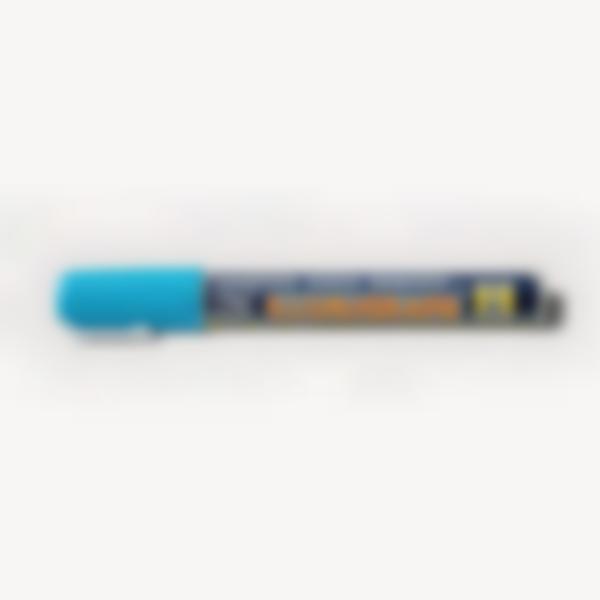Caneta giz líquido – Azul