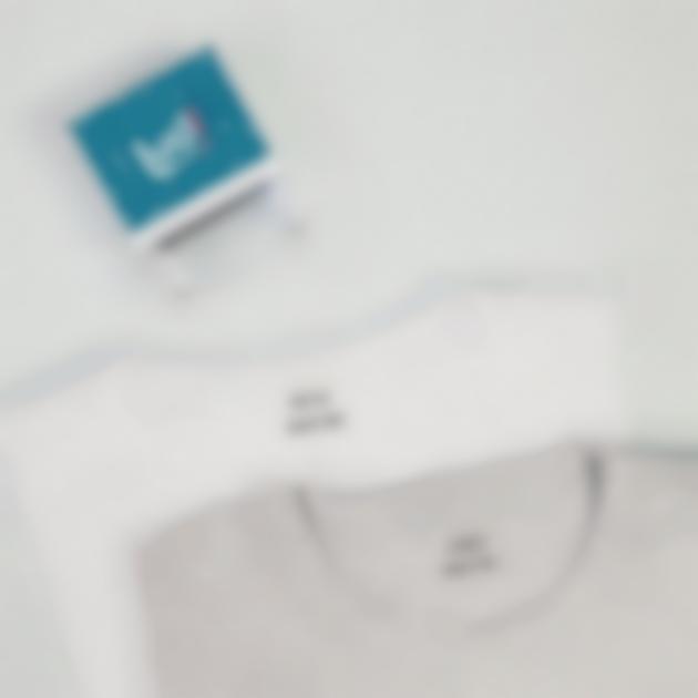 Carimbo para personalizar roupa e artigos de papelaria