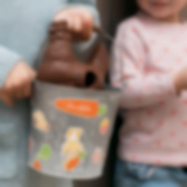 Etiquetas decorativas para o Cesto para a Caça aos Ovos