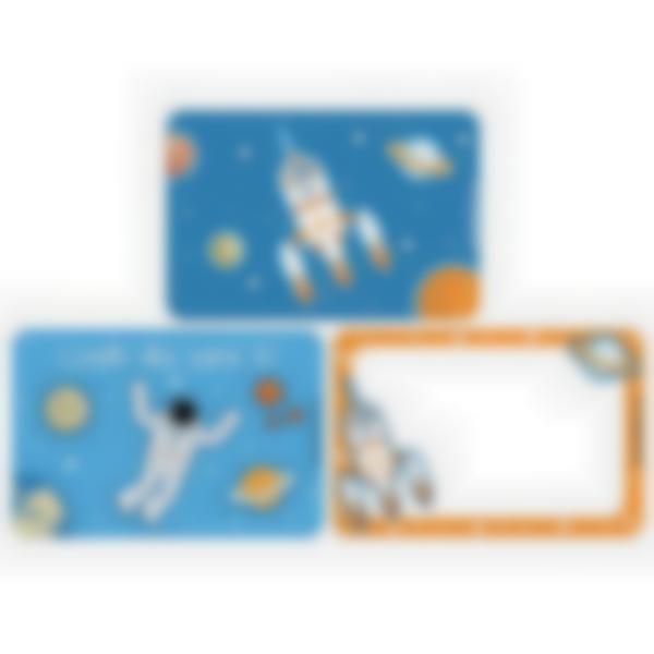 Recarga de 3 cartões magnéticos paraLudibox - lancheira – Espaço