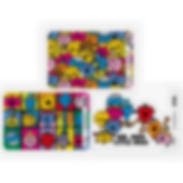Recarga de 3 cartões magnéticos para Ludibox – lancheira - Mr Men Little Miss