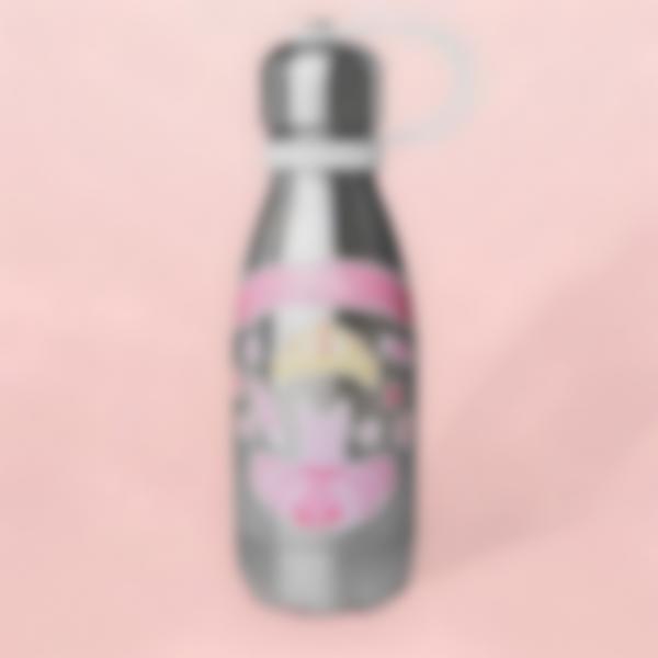 Autocolantes para decorar garrafa de água - Bailarina