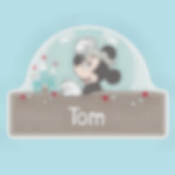 Adesivo personalizado para Portas Infantis - Mickey