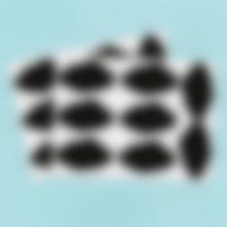 16 etiquetas pequenas Ardósia apagavéis - Nuvens