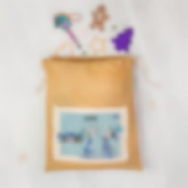 Cabaz do Pai Natal personalizado - Frozen: Uma Aventura de Olaf