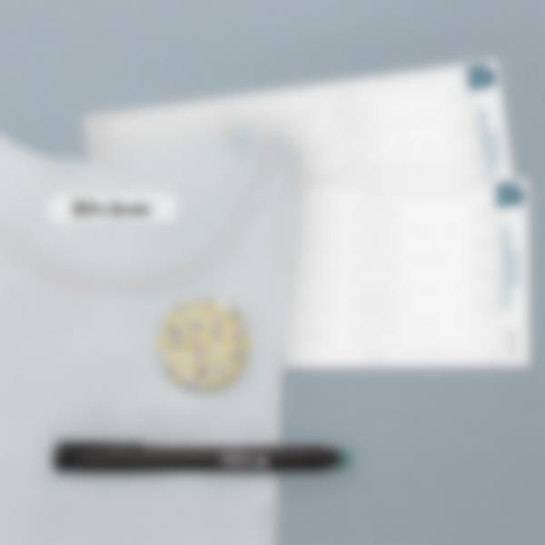 Etiquetas Termoaderentes brancas