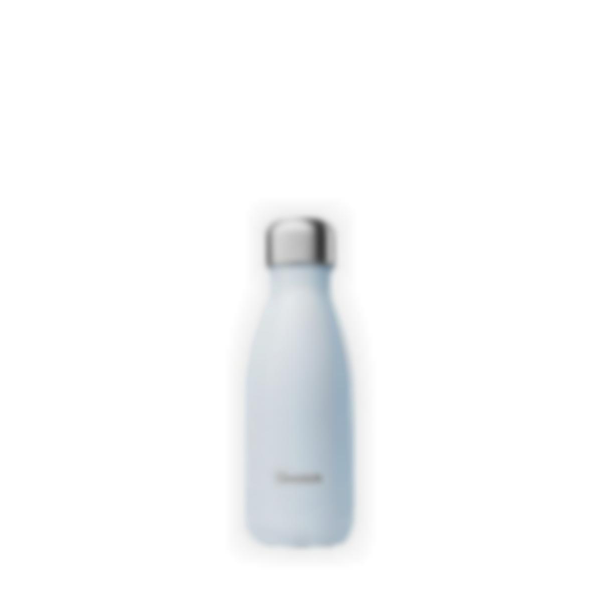 Garrafa isotérmica Pastel Azul - 260ml - Qwetch