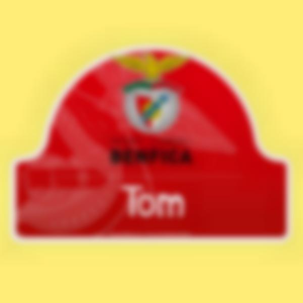 Autocolantes para portas - Benfica