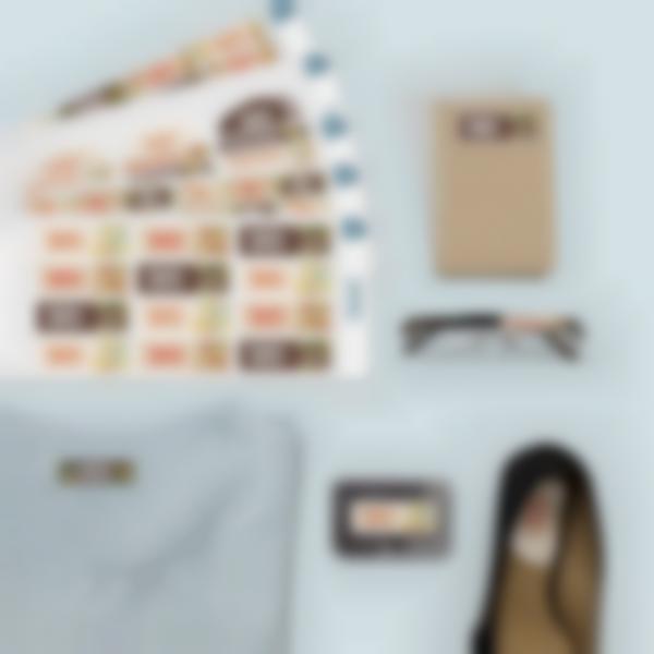 Pack Senior - etiquettes pour ehpad maison de retraite